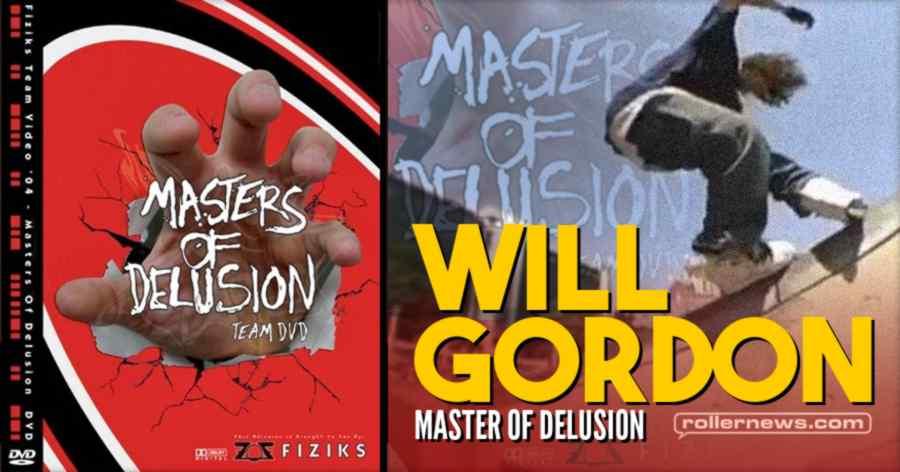 Will Gordon - Fiziks Masters of Delusion (2003)