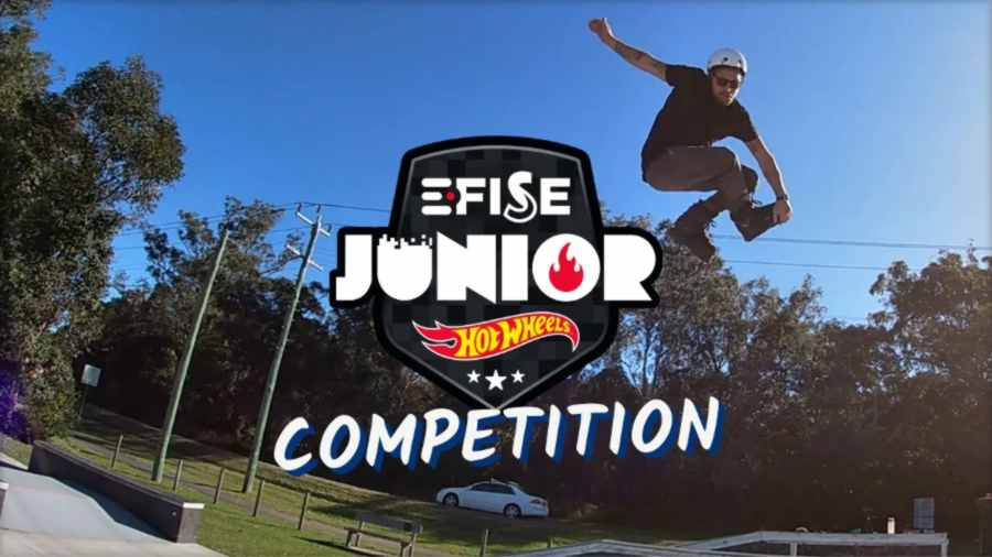 CJ Wellsmore - E-FISE Junior Online competition Video Tutorial by Hot-wheels (2021)
