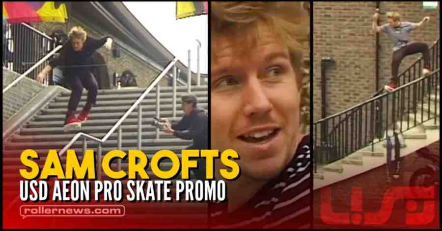 Sam Crofts - Red Raw Pro Skate II - Promo B-Roll (London UK, 2020) by Jon Lee