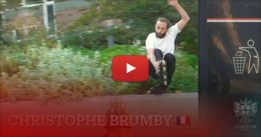 Christophe Brumby x London in Them Skates 908s (2020) by Elliott Kennedy