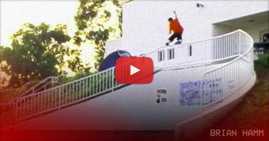 Iconic Skate Spot: LR Green (Elementary School in Escondido, California)