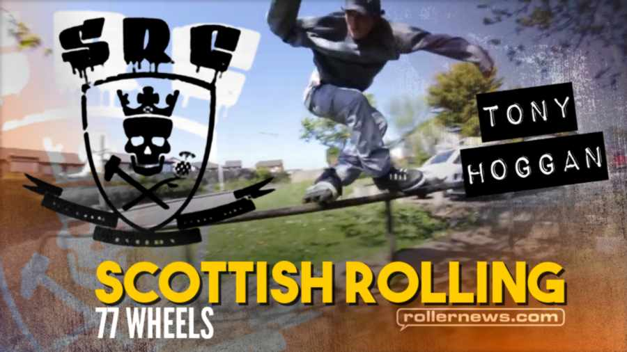 77 Wheels (2021) by Scottish Rolling