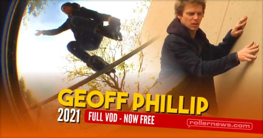 Geoff Phillip 2021 - Full VOD, Now Free