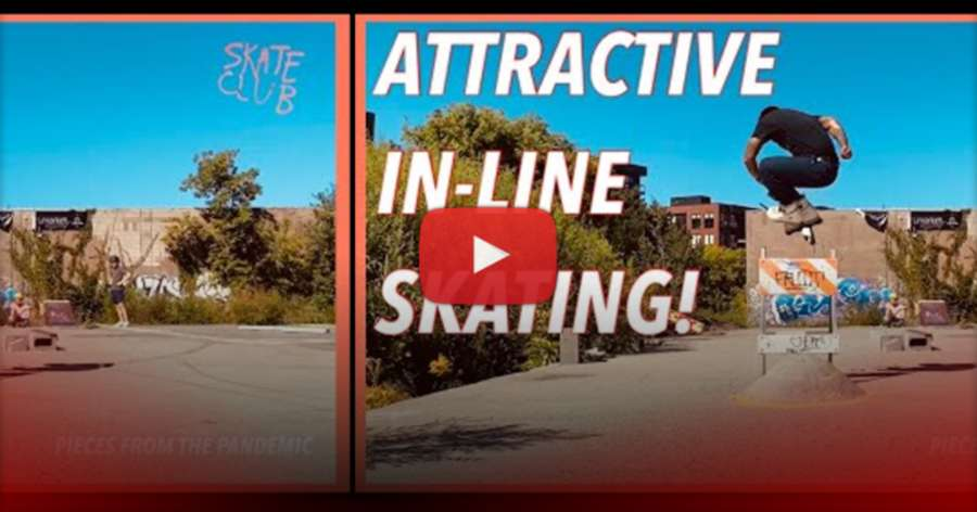 Shane McClay - The Almost 40 Year Old Skater ?! (2020) by Duncan Burnett (Attractive In-Line Skating)