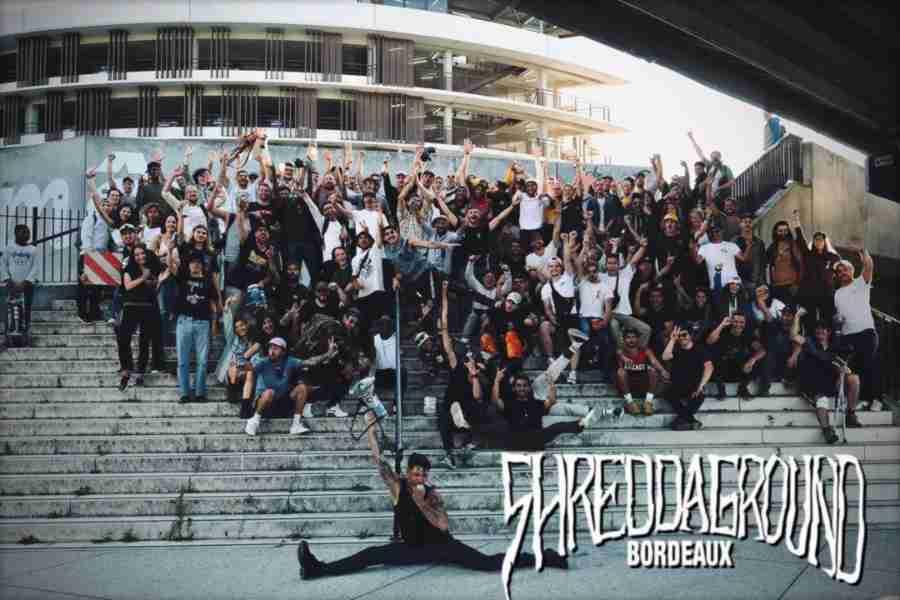 Shred Da Ground 2021 (Bordeaux, France) - Results