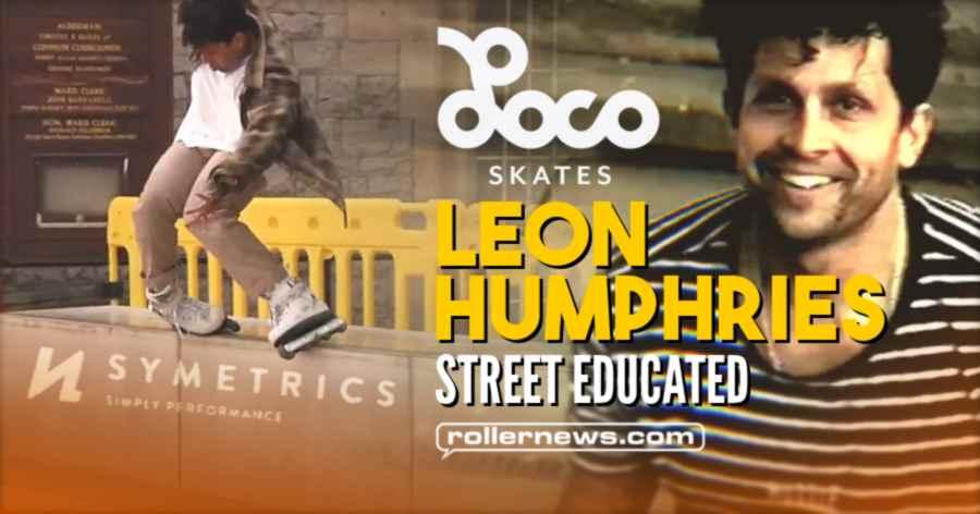 Street Educated - Leon Humphries (2021)