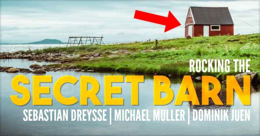 Rocking the Secret Barn