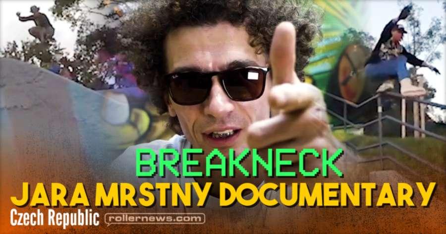Breakneck - Jara Mrstny Documentary (Czech Republic, 2020)