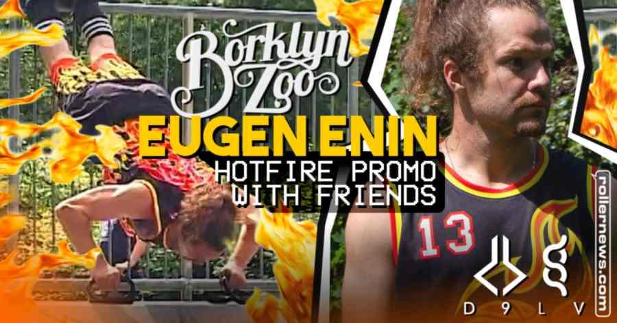 Borklyn Zoo - Hot Fire Promo (2021)