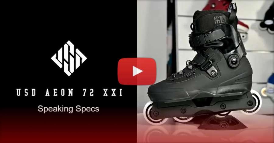 USD Aeon 72 XXI - Speaking Specs with Mery Munoz & Eugen Enin