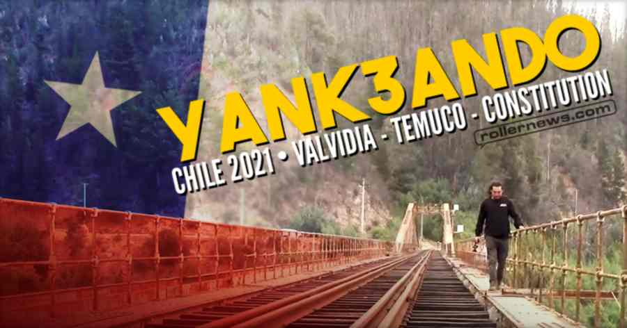 Yank3ando - Wicked Tour 2021 in Chile (South America)