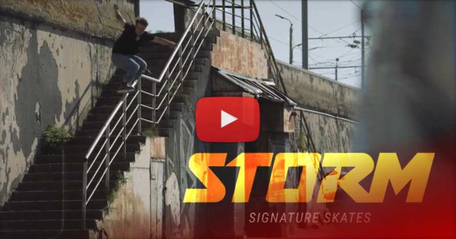 Nils Jansons - Storm Signature Skates (2021)