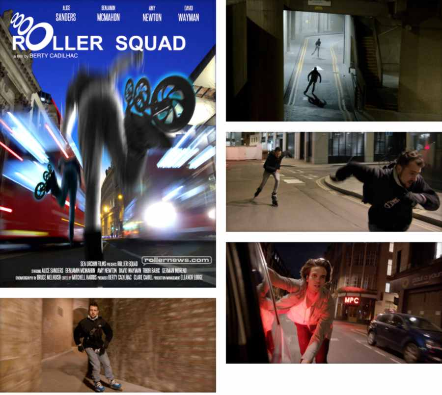 Roller Squad - Official Trailer (2021) - An Indie Serie funded on Indiegogo (UK) - Skaters Action Comedy - Big Wheels