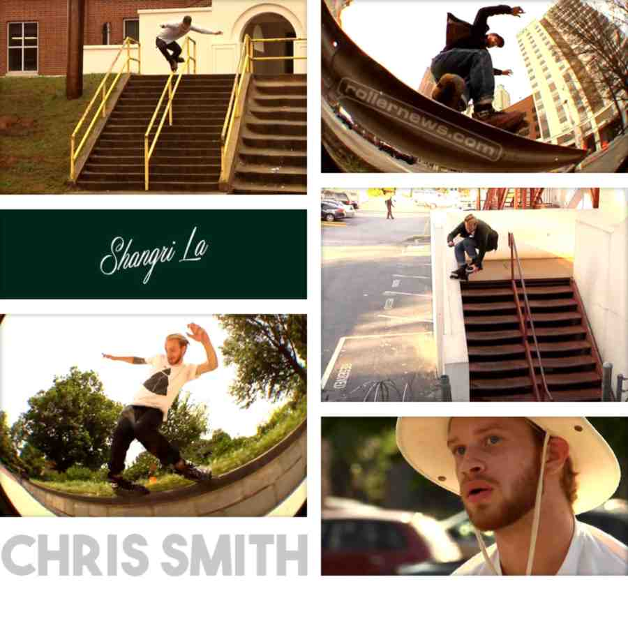 Flashback: Chris Smith - Shangri-La (2016) by David Sizemore