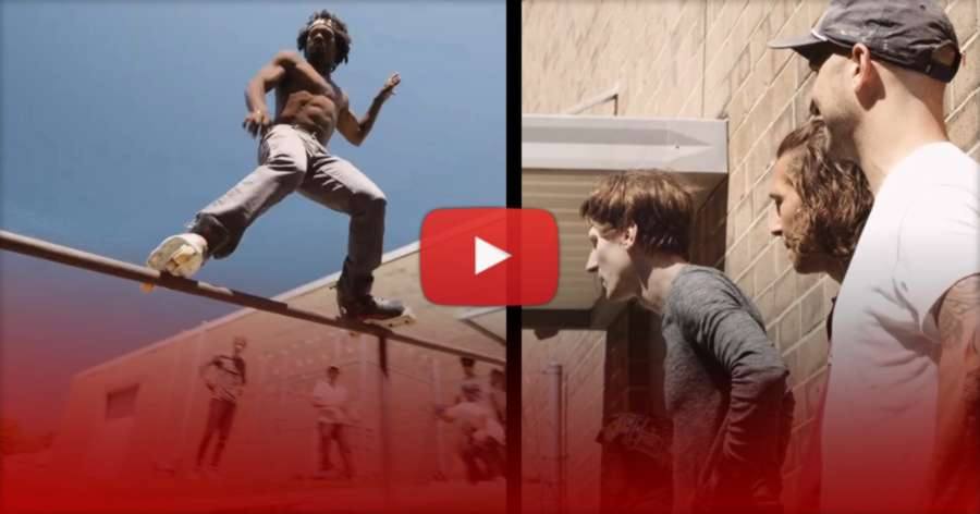 Jon Cooley, Phil Gripper & Friends - Raleigh Rollerblading - Summer of Homies (2021) in 4k