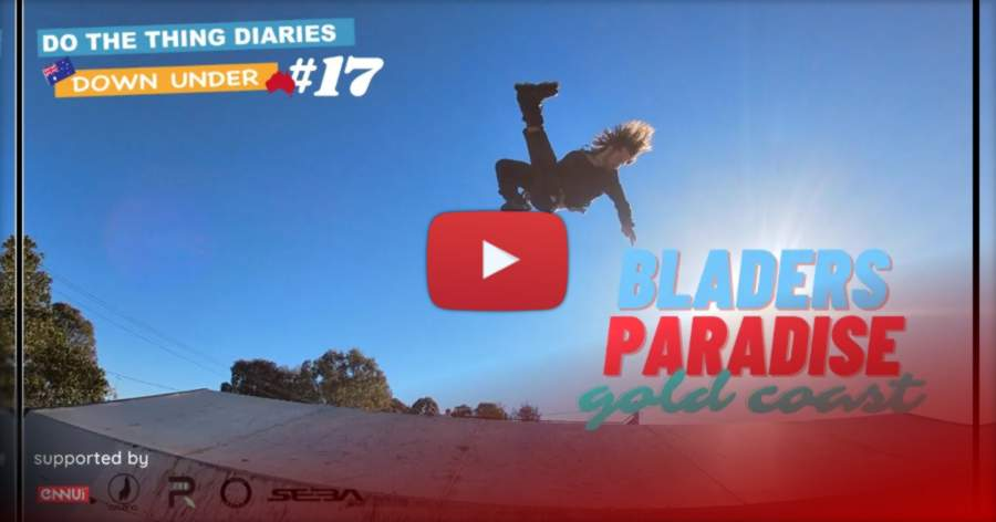 Cj Wellsmore - DO THE THING DIARIES: Bladers Paradise / Gold Coast (2021)