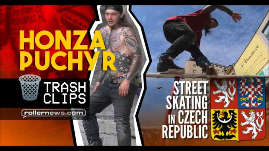 Honza Puchyr - Trashclips (2021, Czech Republic)