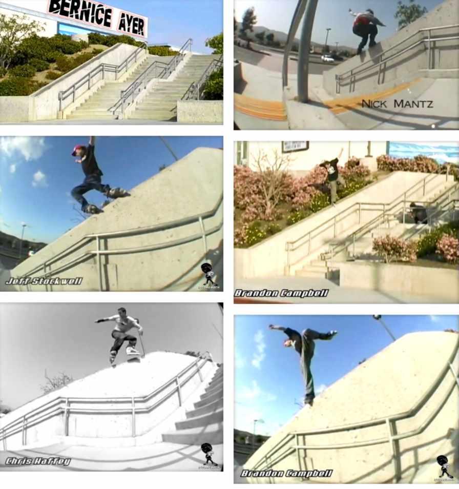 Iconic Skate Spot: Bernice Ayer Middle School (California)