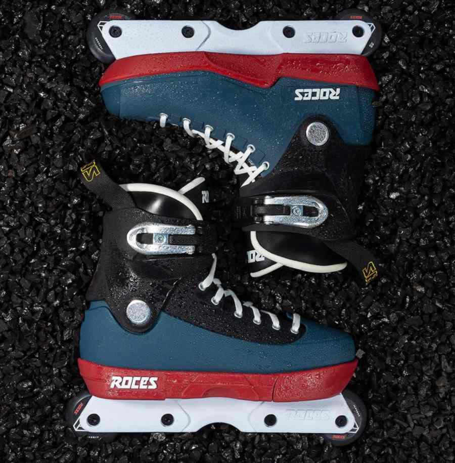 Roces Storm - Fifth Element and M12 - Nils Jansons Signature Skates (July 2021)