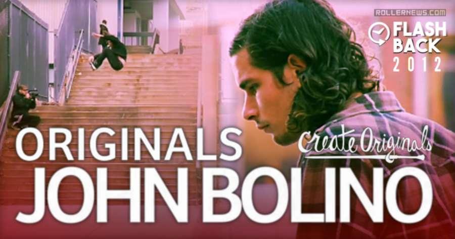 Flashback: John Bolino - Originals (2012)