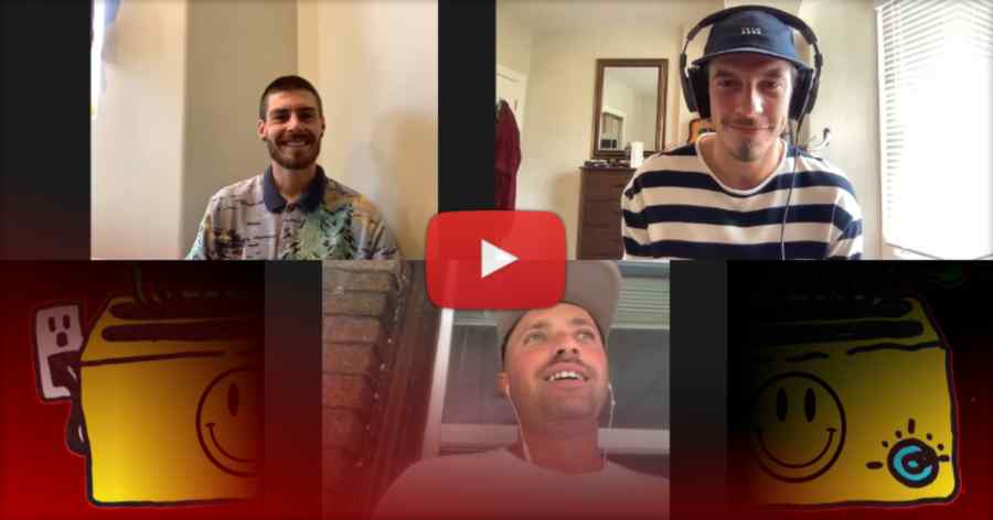 The Wax Toaster Podcast with Mike Lilly (July 2021) ; hosted by Joey Lunger & Taylor Kobryn