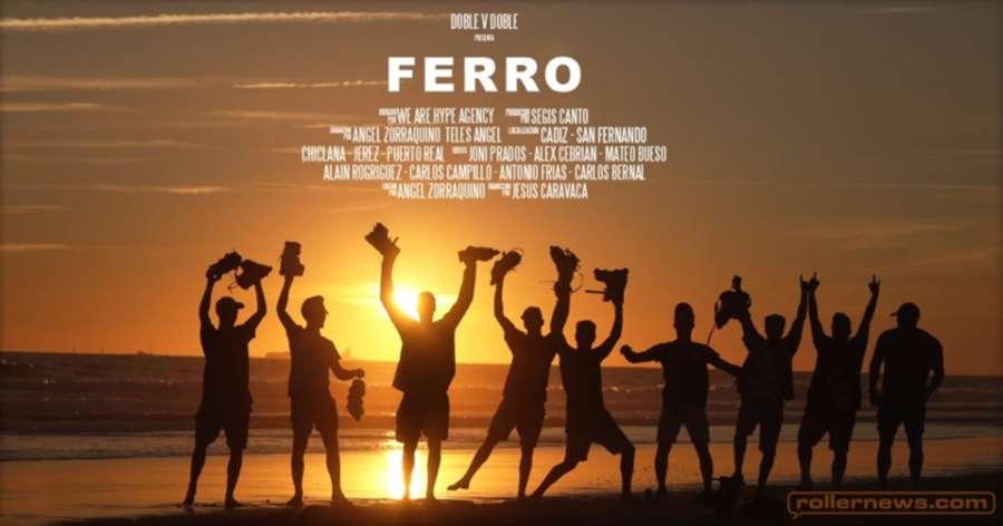 Ferro (2021) - Trailer (Rollerblading Documentary)
