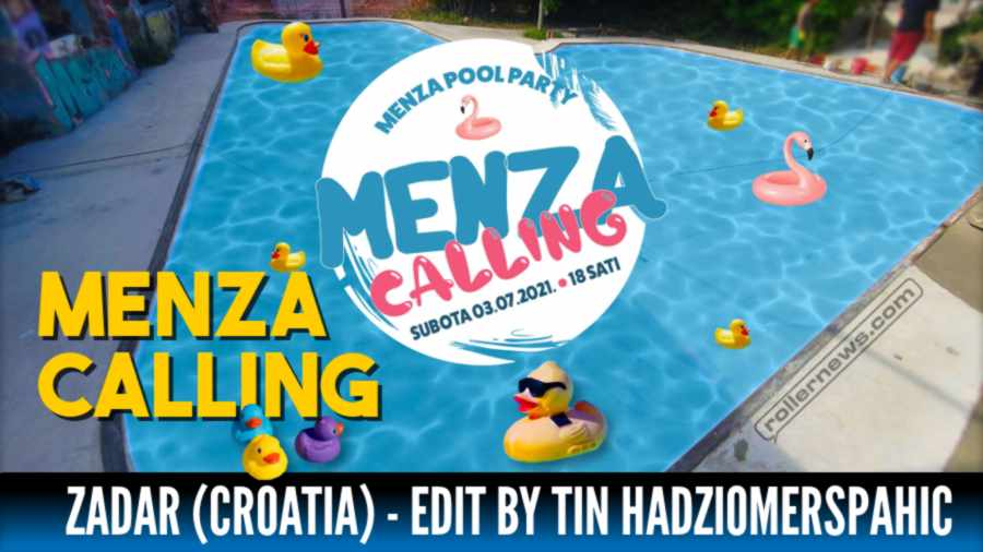 Menza Calling 2021 (Zadar, Croatia) - Edit by  Tin Hadžiomerspahić