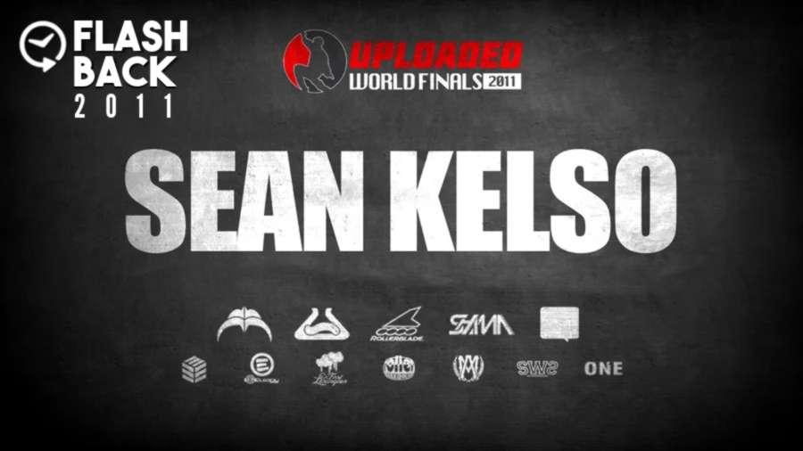 Flashback: Sean Kelso - WRS Uploaded 2011