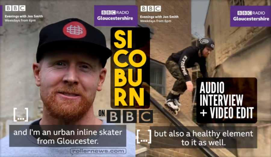 Si Coburn on BBC Radio (UK, July 2021)