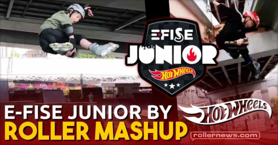 E-Fise Junior by Hotwheels (2021) - Roller Mash Up
