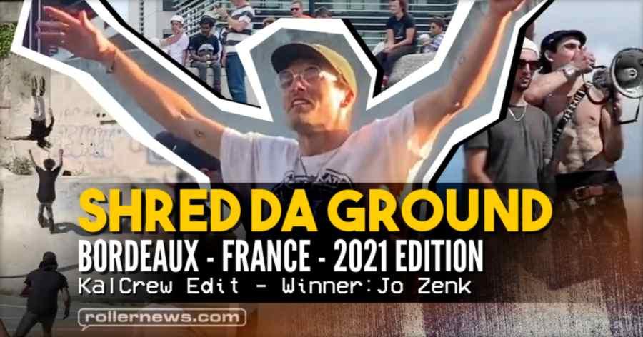 Shred Da Ground 2021 - Kal Edit by Thomas Dalbis