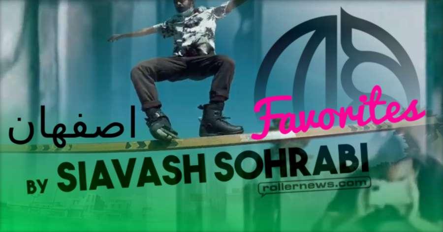 Siavash Sohrabi - Favorites (2021, Esfahan, Iran)