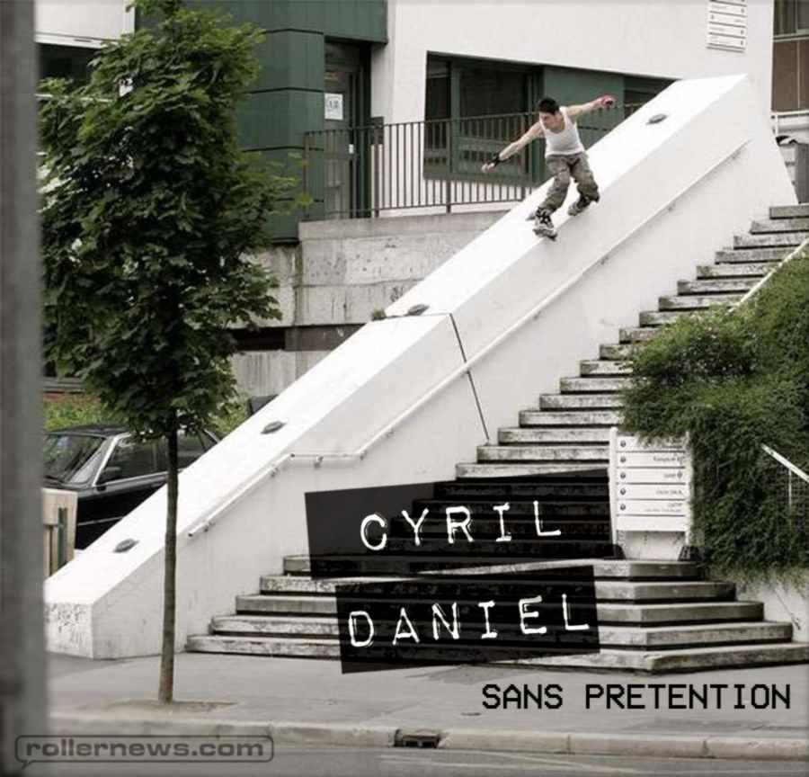 Cyril Daniel - Sans Pretention (2008)
