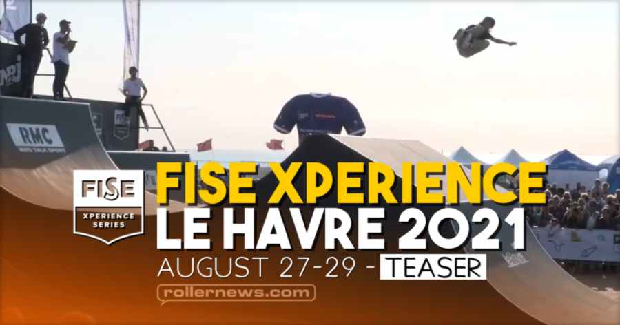 Le Havre - Fise Xperience (August 27-29, 2021) - Teaser