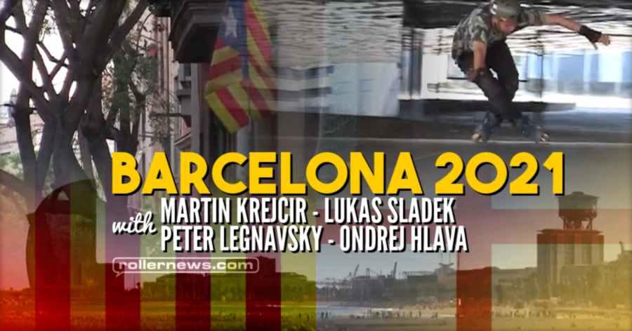 Barcelona 2021 by Peter Legnavsky