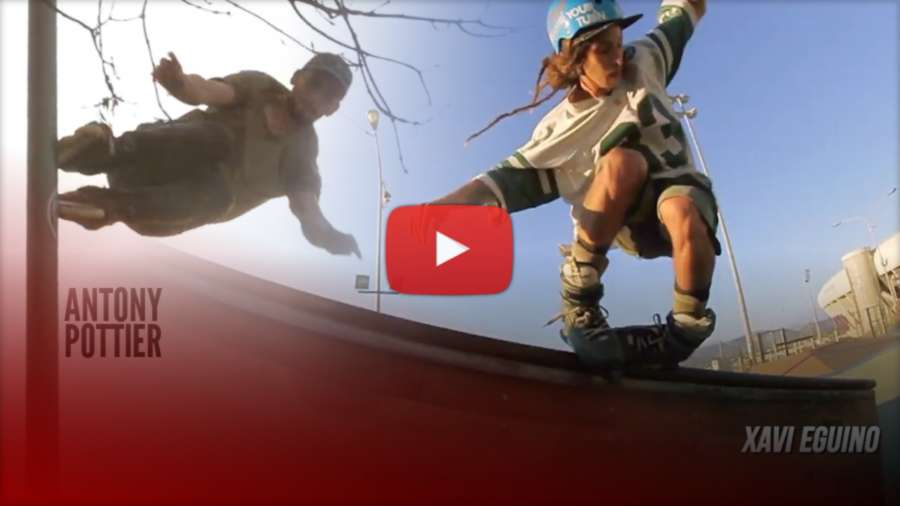 Snippets of a Blading Life (2021) by Gaets Krop