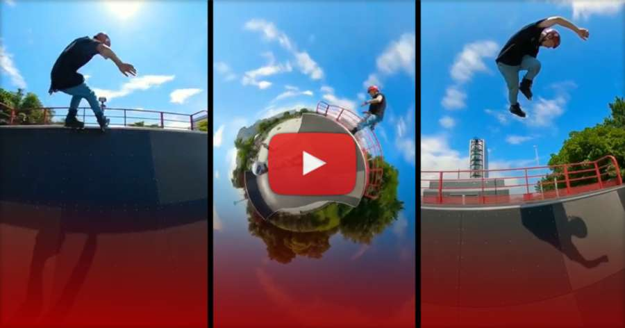 Takeshi Yasutoko - Royal Grind (Clip) + One Line at Jyonanjima Skatepark (2021, Japan)