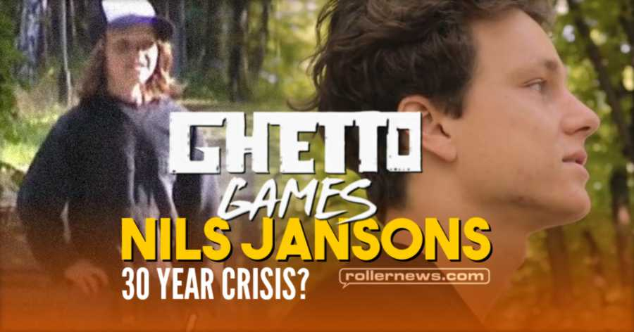 Nils Jansons - 30 year old crisis? // Ghetto Games Festival 2021