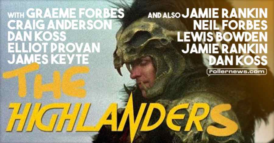 GcVII: The Highlanders // Aberdeen, Scotland (2021)
