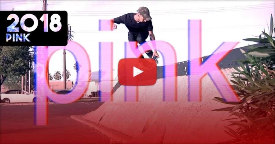 Chad Hornish - Not Pink (2021) by Ryan Buchanan