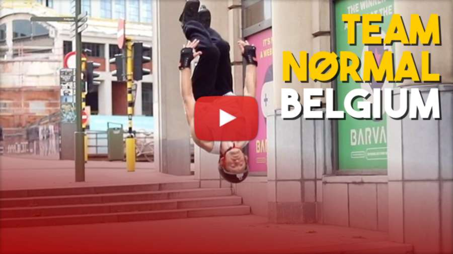 TEAM NØRMAL (Belgium) - Grind Challenge VII by Syeahskate (2021) with Remy Meister, Jan Delbaere & Friends
