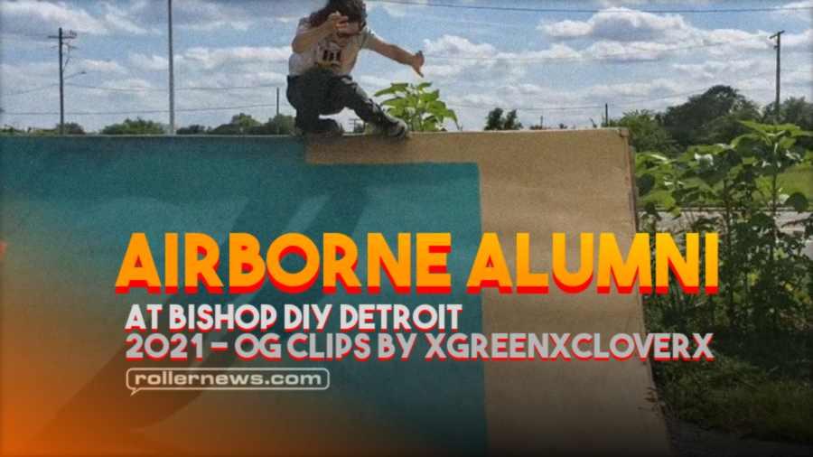 Airborne Alumni at Bishop DIY Detroit (2021) - OG Clips by Ryan Cza (xgreenxcloverx)