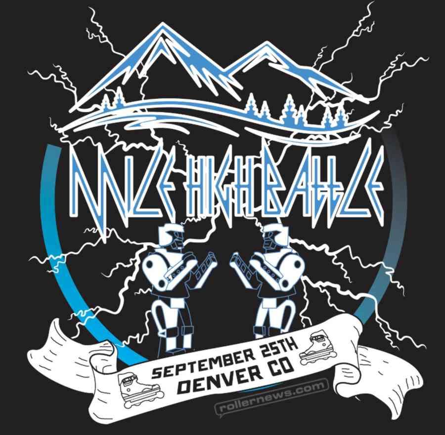 Mile High Battle 2021 - SATURDAY, SEPTEMBER 25 (Denver, Colorado) - Flyer