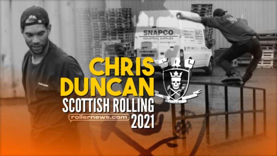 Chris Duncan (2021) - Scottish Rolling Edit