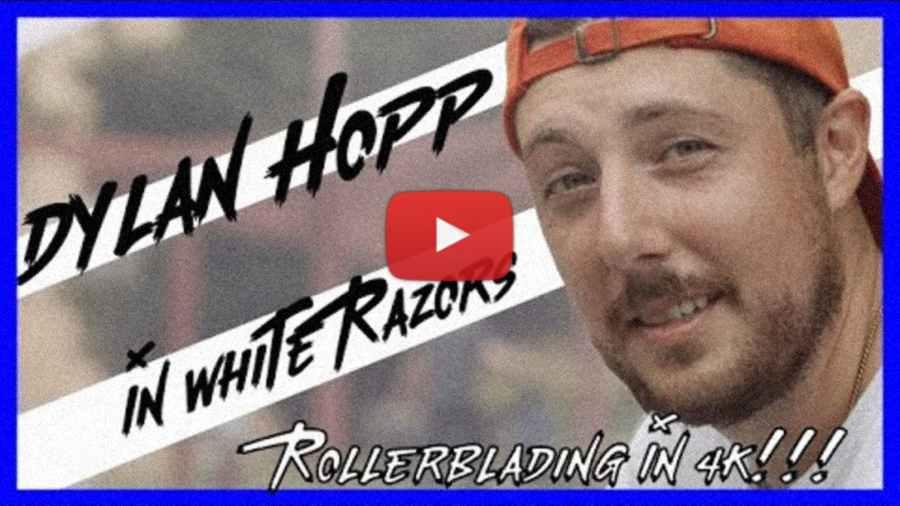 Dylan Hopp in White Razors (2021) - 4k Edit by Olderblading
