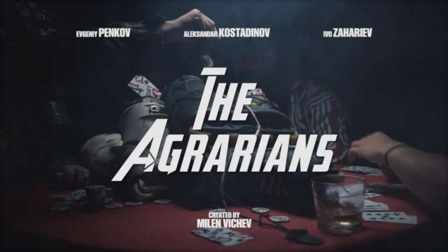 The Agrarians (Varna, Bulgaria, 2021) - Grind Challenge VII by Syeahskate