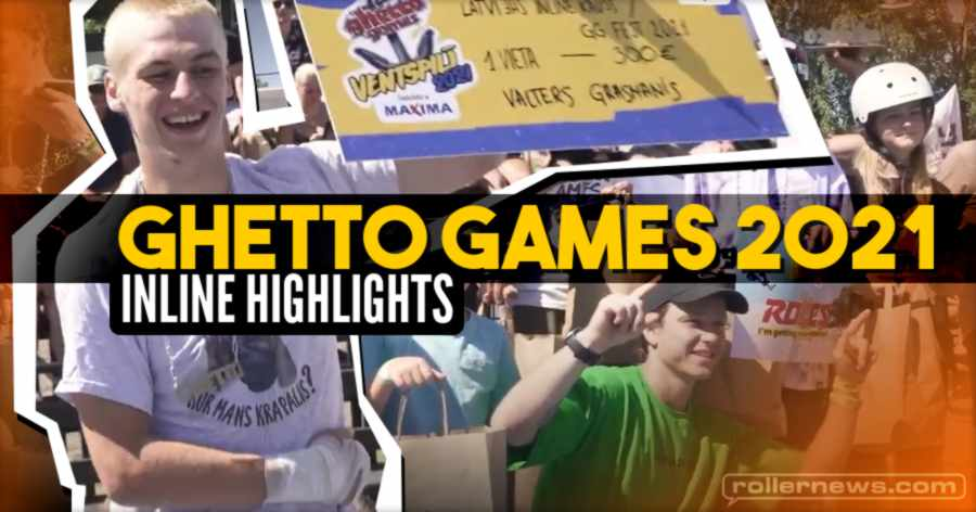Ghetto Games 2021 - Inline Highlights, Official Edit by TheRolling