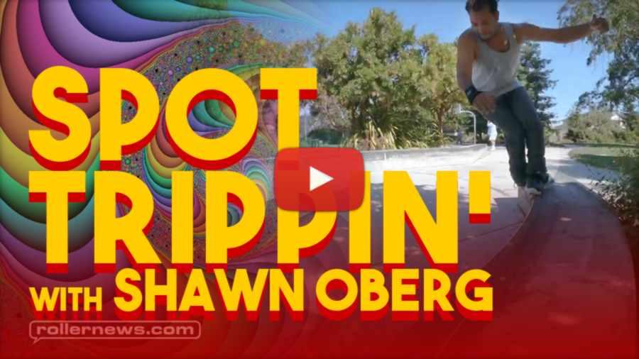 Spot Trippin' with Shawn Oberg (2021) - Short Street Session, TeekaHead Edit