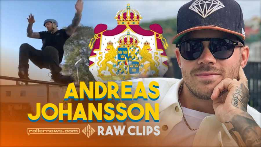 20 Seconds Raw with Andreas Johansson (Eskilstuna, Sweden, 2021)