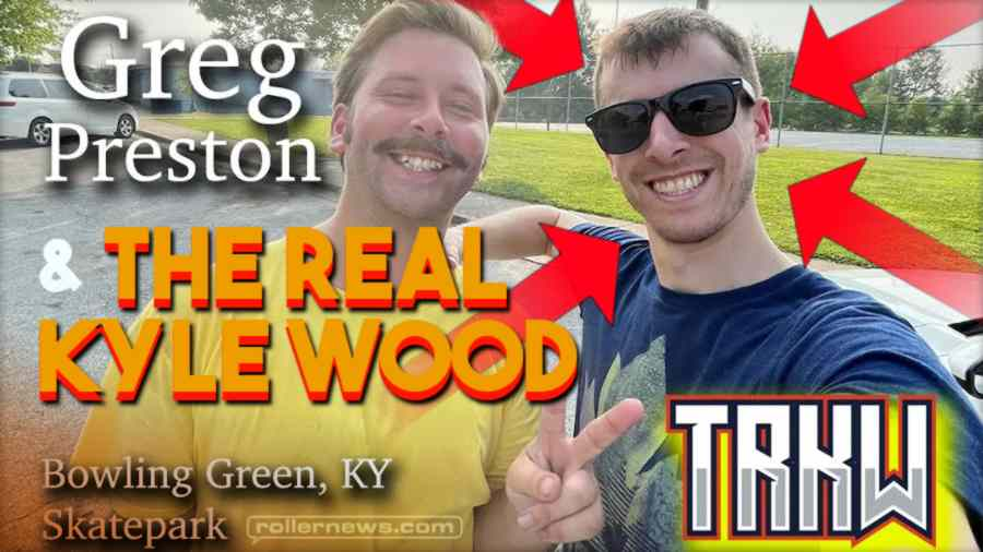(The Real) Kyle Wood - Bowling Green, Park Session with Greg Preston (KY, 2021)